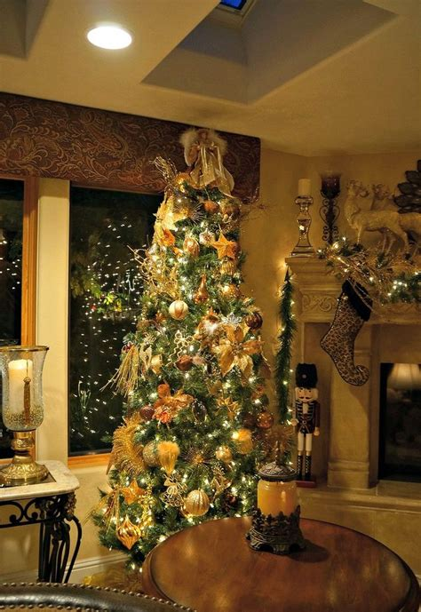 elegant fireplace christmas decorating ideas golden elegance decor hometalk
