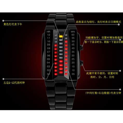 Murah Jam Tangan Pria Skmei Solar Sport Led Water Resist 50m Dg1126 skmei jam tangan led pria 1035a black jakartanotebook