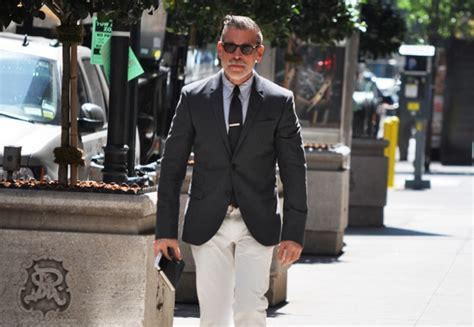 nick wooster wiki nick wooster age nick wooster talks men s fashion and