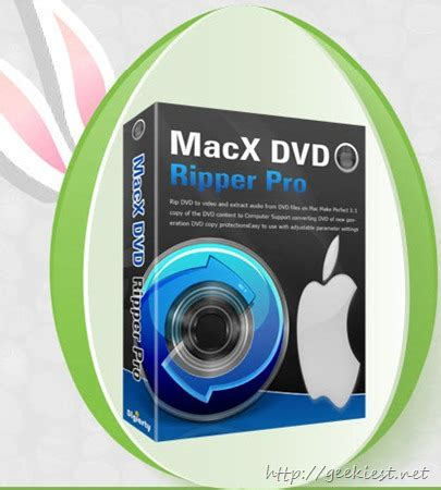 Macx Dvd Ripper Pro Giveaway - easter giveaway macx dvd ripper pro and winx dvd ripper platinum geekiest net