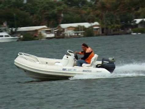 fast outboard boats youtube 2008 13 nautica 13 ft rib inflatable boat with 50 hp