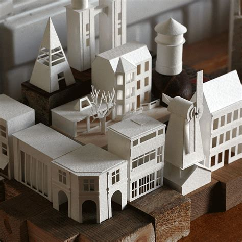 How To Make A City With Paper - papier curiosit 233 s de titam