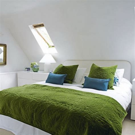 decorating ideas for attic bedrooms bedroom inspirations decorating ideas for a white green attic bedroom