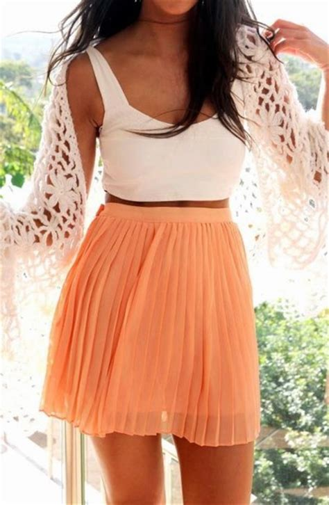 Simple Leya Blouse by Skirt Orange Skirt Blouse Orange Top Shirt Sweater