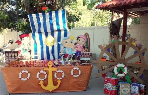imagenes del barco de jey el pirata jake y los piratas del nunca jamas marly s decoraciones