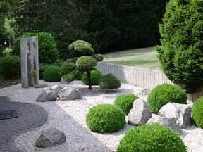 japanischer steingarten vorgarten 2 beste garten ideen