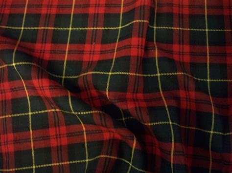 tartan print know your prints subtle differences by the