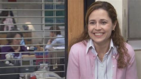 The Office Pam the office pam beesly office hottie