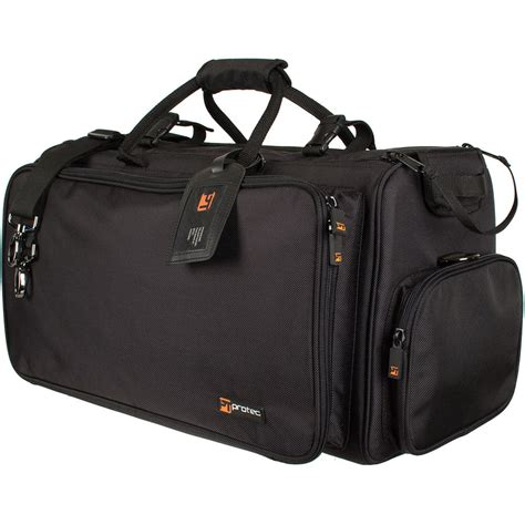 All I Want For The Bag by Pro Tec Carry All Bag Black P500 B H Photo