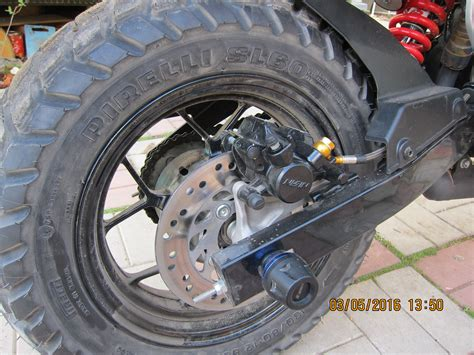 honda grom road tires offroad ds tires