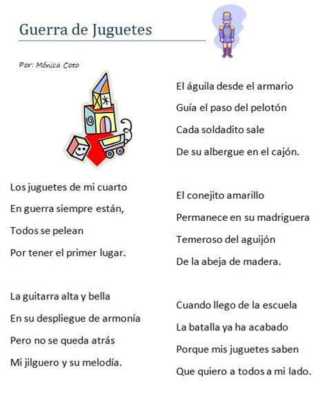 poemas infantil 17 best images about poemas infantiles on pinterest kids