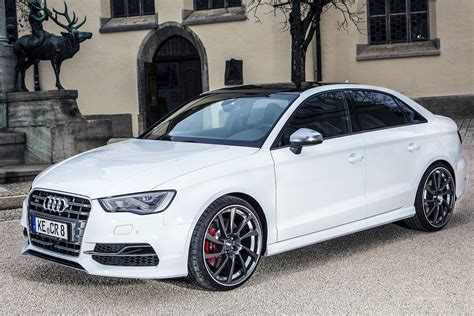 Audi 5s by Audi Tuning Abt Tuned S3 Sedan Does 0 100km H In 4 5s