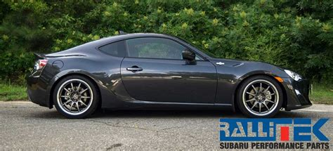 subaru brz custom black aftermarket brz aftermarket parts