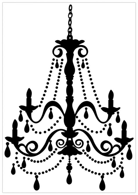 white chandelier wall decal purple and black damask bedding interiors by color
