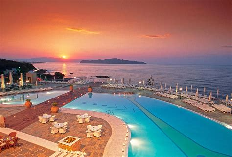 a creta panorama hotel chania crete greece book panorama hotel
