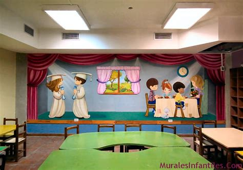 decoraciones  murales infantiles