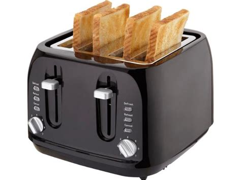 Best Home Toaster Asda George Home Gpt201w4 Toaster Review Which