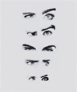 eyes eyebrows and to draw on pinterest