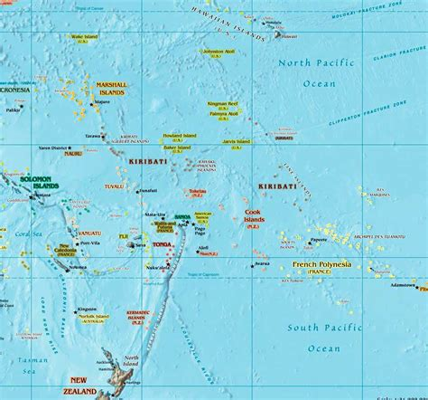 south pacific map a row across the south pacific without leaving a les mills team pacific rowers