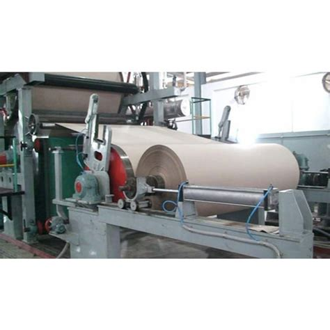 Pope Reel Paper Mill Dryer Section At Paper Machine At Rs