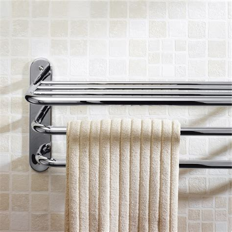 Bathroom Accessories Towel Racks Wall Mounted Towel Rack Cosmecol