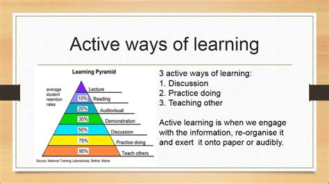 what are the most effective the most effective ways to retain what you study