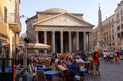 best restaurant rome italy restaurants near rome pantheon