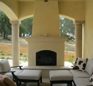Cast Outdoor Fireplace 1000 Images About Outdoor Living Spaces On