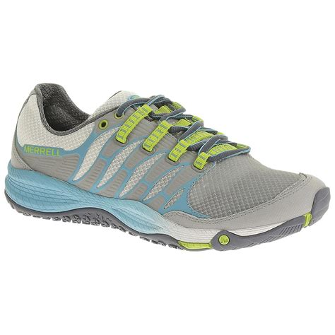 merrell sneakers womens s merrell 174 allout fuse shoes 591230 running shoes