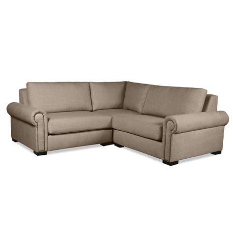 chelsea sectional floor l chelsea modular right arm l shape mini sectional