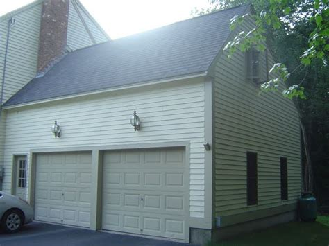 Cost To Build Addition Garage by Building A Garage Addition