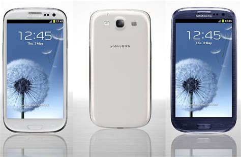 Hp Samsung Galaxy S3 Korea south korea galaxy s3 to come with different design