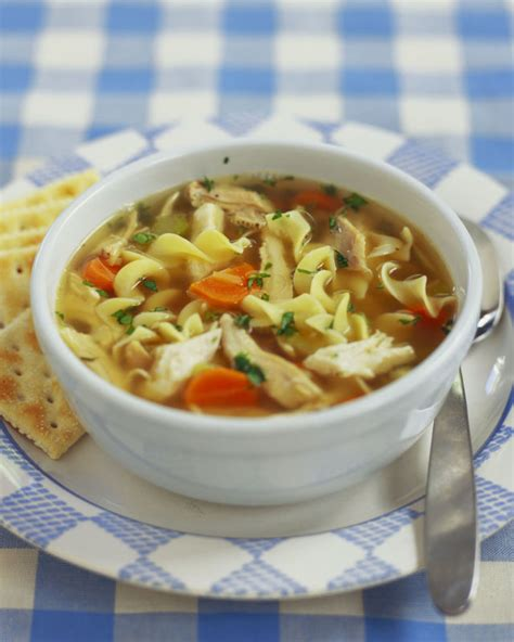 debbie s chicken noodle soup just happens
