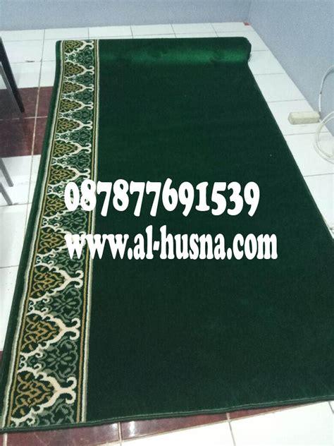 Karpet Iranshar iranshar hijau karpet al husna pusat kebutuhan masjid
