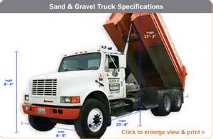 10 Wheels Truck Dimensions Services Salmon Bay Sand Gravel 171 Salmon Bay Sand And