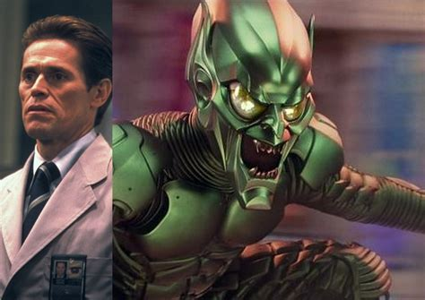 actor who plays green goblin s son super bowl 2012 2013 willem osiris dafoe vs