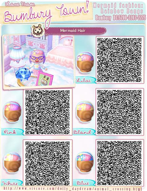 animal crossing new leaf qr codes hair 1000 images about animal crossing qr codes on pinterest