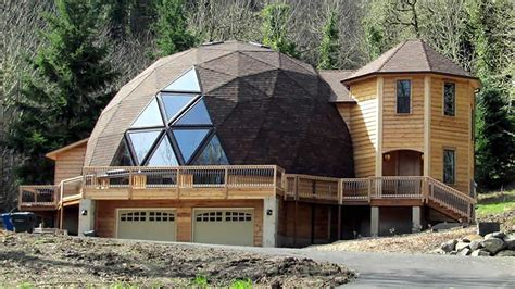 spaces domes environmentally friendly geodesic
