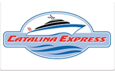 Gift Card Catalina - sell catalina express gift cards raise