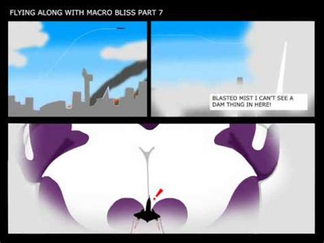 flying along with macro bliss colour comic season 1