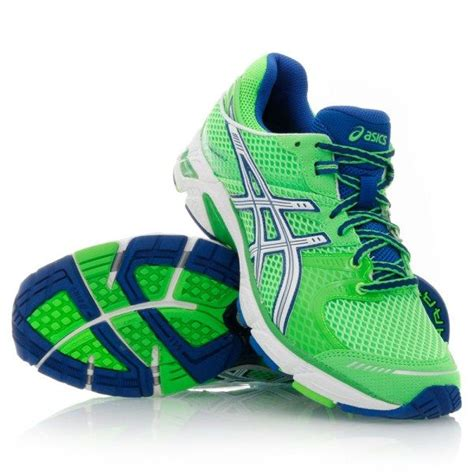lime green asics running shoes asics gel ds trainer 17 s running shoes neon