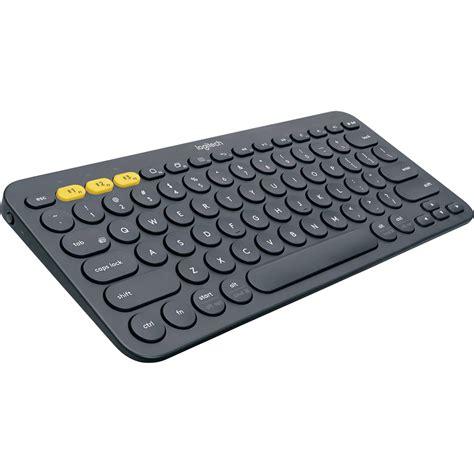 Keyboard Bluetooth Logitech logitech k380 bluetooth keyboard black 920 007558 b h photo