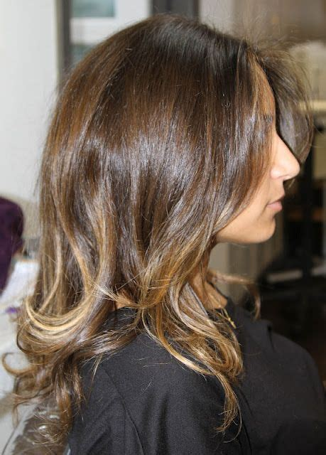 summer ombre for brunettes brunettes summer hair and balayage on pinterest