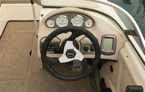 boat steering wheel and throttle skeeter sl210 2009 2009 reviews performance compare