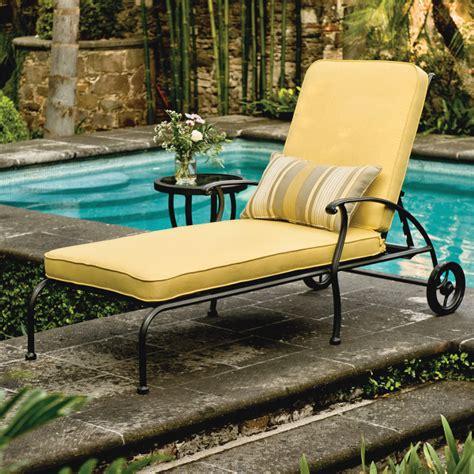 landgrave outdoor furniture roma chaise lounge by woodard landgrave family leisure