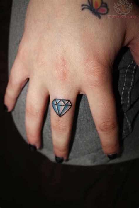 diamond tattoo design ideas