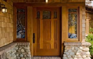 Arts And Crafts Front Doors Exterior Craftsman Front Door The Harmoniousness Of