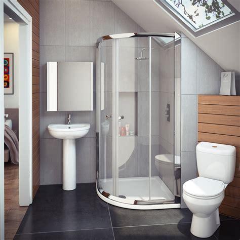 fresh ensuite bathroom shower  home decor ideas en suite