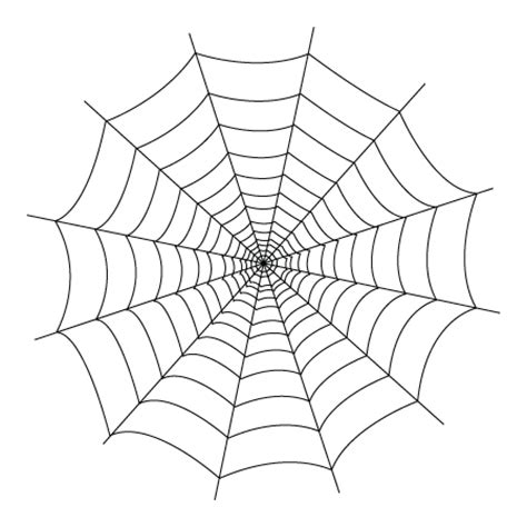 spider web coloring sheet 171 coloring drawing