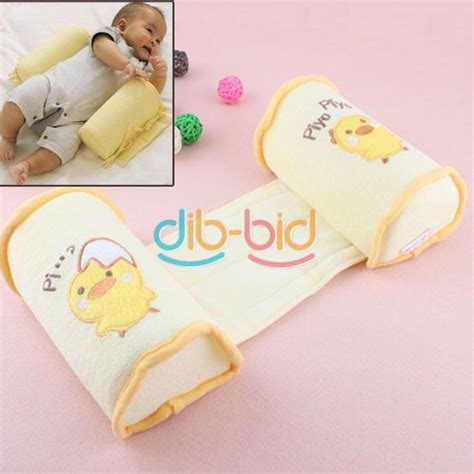 Toddler Sleeping With Pillow by Baby Toddler Safe Cotton Anti Roll Pillow Sleep Positioner Anti Rollover Ss Ebay